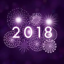 Znalezione obrazy dla zapytania nowy rok 2018