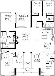 6 bedroom modern house plans 6 bedroom house plans luxury beautiful 5 of contemporary 6 bedroom