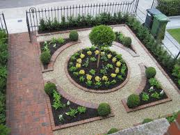 Small Picture British Style Small Front Garden Landscaping Photos Ideas With