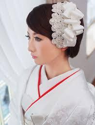 白無垢に合う髪型画像カタログ80洋髪かつら綿帽子角隠し白