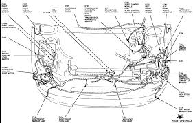 2003 ford ranger starter wiring diagram 2003 discover your daytime running light module location 2003 ford ranger