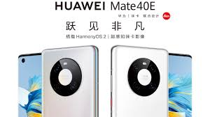 HUAWEI Mate 40E 4G Full Specs and Price ...