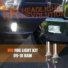 2007 Dodge Ram 2500 Fog Light Bulb Size 2009 2018 Dodge Ram Hid Fog Light Upgrade Smart Pwm Hid Conversion Kit