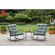 red patio chairs accent outdoor high back chair cushions awesome blue high chair with ottoman