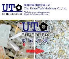 Medical Chart Shredding Medical Waste Treatment Medical Waste Shredder Crusher