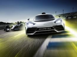 The particular setup also makes electric driving possible, though a range estimate isn't clear as there are no details on the size of. Showcar Mercedes Amg Project One