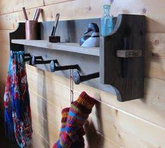 How To Make A Coat Rack With Railroad Spikes It's perdy Pinteres 49