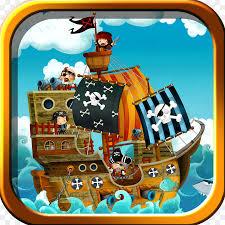 mural piracy child treasure map wallpaper pirates elements