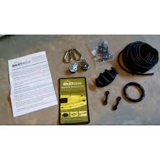 Sealect Designs Anchor Trolley Kit For Kayaks Sealect Designs Anchor Trolley Kit