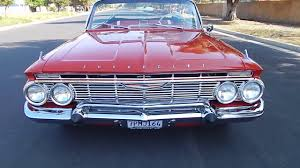 1961 Chevrolet Impala Convertible LS3 Resto Mod - YouTube
