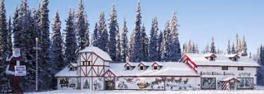 real santa claus north pole. Wonderful Claus Santa Claus House In North Pole  Inside Real H