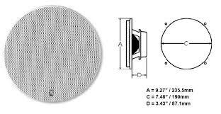 mrd85i bluetooth am fm stereo internal dmd dock polyplanar platinum round