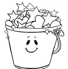 Bucket Filler Coloring Page Free Coloring Pages On Masivy World ...