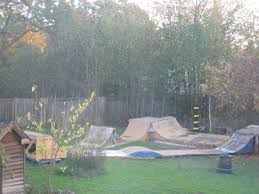 How To Build A Skateboard Ramp With Pictures  WikiHowHow To Build A Skatepark In Your Backyard