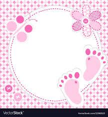 Babygirl Cards Baby Girl Greeting Card