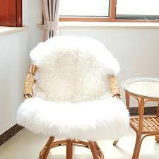 best faux sheepskin rug h3702 best big fluffy chair soft faux sheepskin rug mat carpet pad best faux sheepskin rug