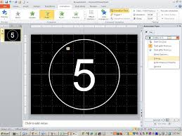 5 Minute Countdown Timer For Powerpoint 10 Steps To A Powerpoint Countdown Techrepublic
