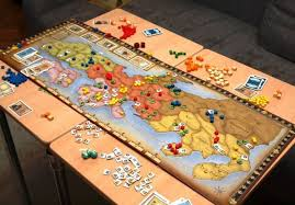 Wooden Sequence Board Game Shogun Board Game Reviews Board Game King 58
