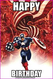 31 Great Photograph Of Captain America Birthday Meme Photo Invivocom