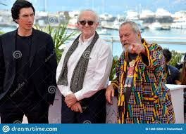 Adam Driver, Jonathan Pryce & Terry Gilliam Editorial Photo - Image of  celebrities, famous: 166810286