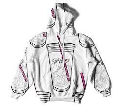 Ice Coffee Splatter Hoodie in 2020 | Hoodies womens, Trendy hoodies, Hoodie  fashion