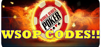 Wsop Redeem Codes October Collect Free Chips And Bonus Code