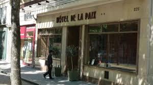 Hotel De La Paix Montparnasse