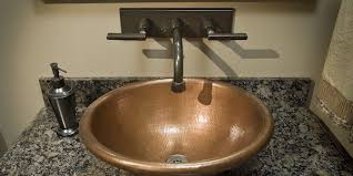Install Bathroom Sink