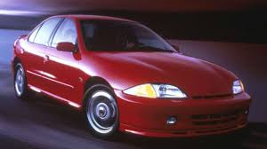 2002 Chevrolet Cavalier - YouTube