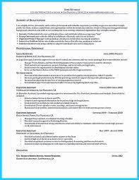 Administrative Assistant Resume Template Elegant Keyword
