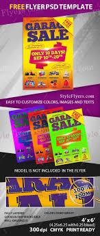 garage psd flyer template styleflyers garage psd flyer template
