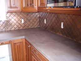 Quilted Metal Texture on a Copper Backsplash - Brooks Custom & metal textures, patina finish copper, quilted texture metal backsplash,  copper backsplash Adamdwight.com