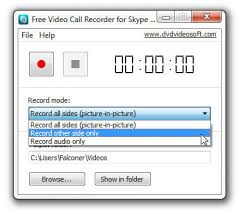 recording a skype call review free video call recorder for skype records unlimited video