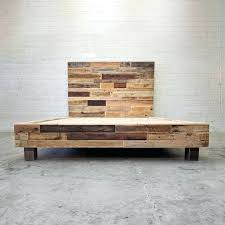 reclaimed wood bed natural reclaimed wood bed custom reclaimed wood bedroom vanity