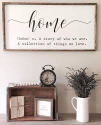 Cute Home Decor Signs