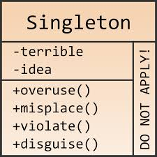 Singleton Pattern Interesting Inspiration Design