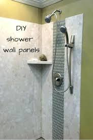 plastic shower walls plastic shower wall panels shower shower wall panels beautiful build your own shower plastic shower walls