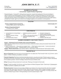 Ideal Resume Format Gorgeous Ideal Resume Format Electrical Engineering Example Best Templates