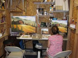 Home Art Studio Organize Your Art Studio In The Best Possible Way Some Quick