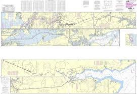 Intracoastal Waterway Nautical Charts Elegant Noaa Nautical Charts Michaelkorsph Me