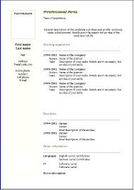 chronological resume template download resume template chronological best of example cv socialum co