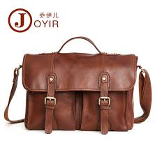 Aliexpress Com Buy Joyir Original New Men Briefcase Genuine