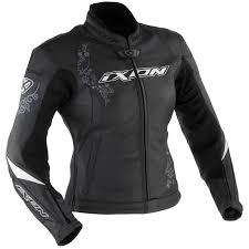 ixon prima vx lady leather jacket black women s clothing jackets ixon pulsar race suit