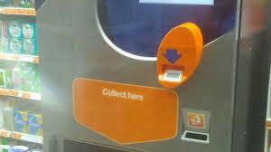 Ban On Cigarette Vending Machines Adorable NTUC FairPrice Trials Cigarette Vending Machine For Tobacco Display