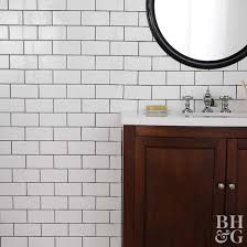 how to tile a wall better homes gardens
