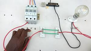 two way switch connection type 1 electrical s in tamil twotwo way switch connection type