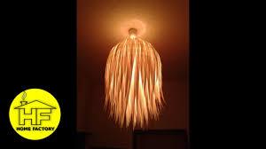 easy fancy chandelier diy