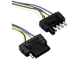 tow ready 5 flat plug loop car and trailer end wiring harness, 118215 tow ready wiring harness 5 flat plug car and trailer end wiring harness 118215 Tow Ready Wiring Harness