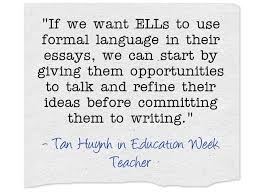 response teaching ells to write academic essays classroom q a  if we want ells to use jpg