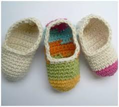 Easy Baby Booties Crochet Pattern
